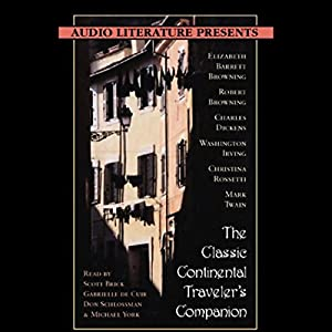 The Classic Continental Traveler's Companion (Unabridged Selections) Audiobook