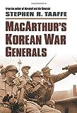 img - for MacArthur's Korean War Generals (Modern War Studies (Hardcover)) by Stephen R. Taaffe (2016-03-14) book / textbook / text book