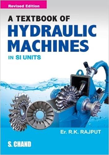 Hydraulic Machines Book