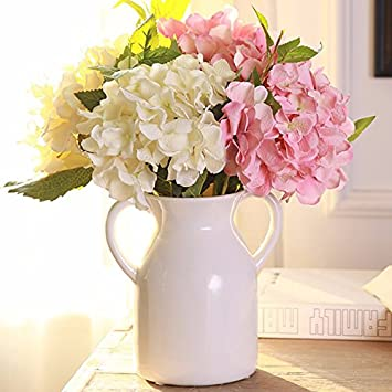 Amazon Creative Brief About Ceramic Flower Vases Floral Kit