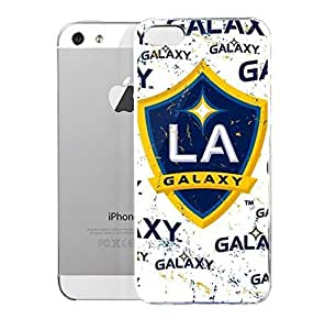 Light weight with strong PC plastic case for Iphone 5/5s Sports & Collegiate MLS Los Angeles Galaxy LA Galaxy Blast