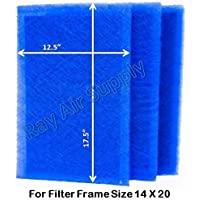 Dynamic Air Filter (3 Pack) (14x20)