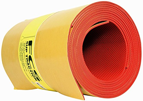 FCS SUP Traction Roll - Deep Red by FCS