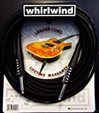 Whirlwind L25 25 ft Electric Guitar Bass Cable Keyboard cord Handmade USA