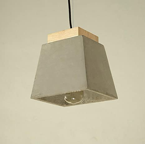 Wsnd American Loft Industriale Vintage Lampade Sospese Camera Bar