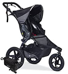 The Revolution PRO is BOB's most deluxe all-terrain stroller making it perfect for intense workouts or casual strolls. This exclusive bundle includes the BOB Handlebar Console and Tire Pump for added convenience. The Revolution PRO is fully l...