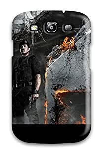 Durable Defender Case For Galaxy S3 Tpu Cover(sylvester Stallone)