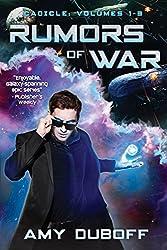 Rumors of War: An Epic Science-Fantasy Space Opera Series (Cadicle Book 1)