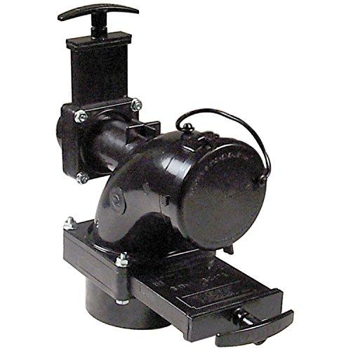 Valterra T68 Heel Inlet Rotating Valve - 3