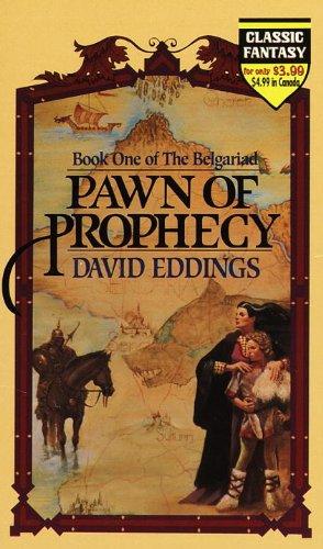 Pawn Of Prophecy (Turtleback School & Library Binding Edition) (Belgariad) David Eddings