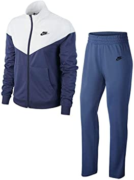 Nike NSW TRK Trainingsanzug Chándal para Mujer: Amazon.es ...