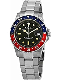Rolly Vintage Automatic Blue and Red Bezel Mens Watch H900ATR