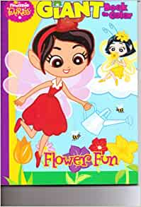 flowerland fairies coloring pages - photo#9