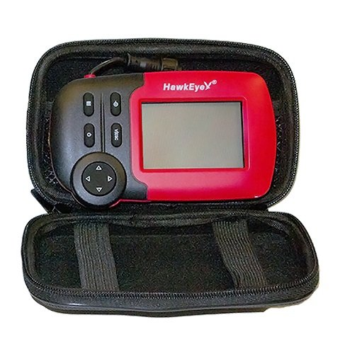 HawkEye ACC-FF-1536 FishTrax Fish Finder Carrying Case Fish Finders And Other Electronics NorCross Marine Products