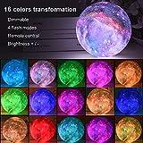 HYODREAM 3D Moon Lamp Kids Night Light Galaxy Lamp
