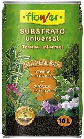 Universal M236335 - Sustrato Flower 10l