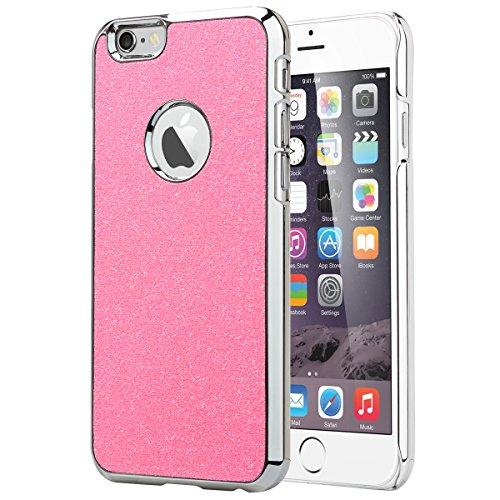 iPhone 6s Case, iPhone 6 Case, ULAK  Crystal Plastic Case wi