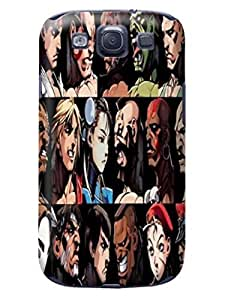Beauty sincere design tpu skin case cover for Samsung Galaxy s3(Street Fighter Iv) Fashion E-Mall
