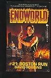 Boston Run, David Robbins, 0843929529