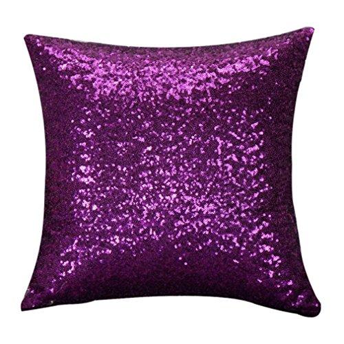 Stylish Comfy Sequins Cushion Pillow