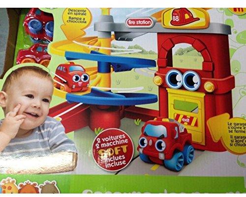 giochi preziosi rdf51043 baby smile - allegra caserma dei pompieri