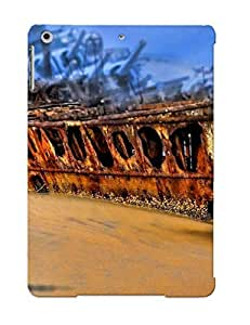 Ellent Design Shipwreck Case Cover For Ipad Air For New Year's Day's Gift