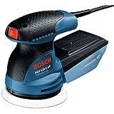 Bosch Professional 0601387501 GEX 125-1 AE Levigatrice rotoorbitale