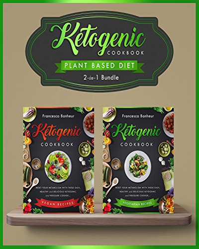 Plant Based Diet Benefits Ketogenics ebook product image