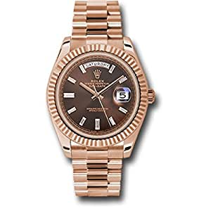 Rolex Day-Date II automatic-self-wind mens Watch 228235 CHSP (Certified Pre-owned)