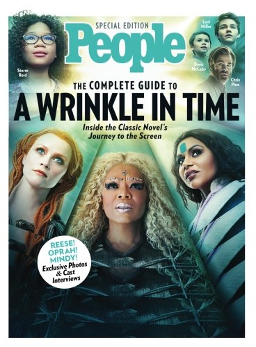 PEOPLE The Complete Guide to A Wrinkle in Time: Inside the Classic Novel's Journey to the Screen pdf epub