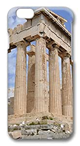 iPhone 6 Cases, Acropolis Athens Buildings Protective Snap-on Hard Case Back Cover Protector Slim Rugged Shell Case For iPhone 6 (4.7 inch)