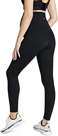 Rockwear Activewear Women's Maternity Fl Tight from Size 4-18 for Full Length Ultra High Bottoms Leggings + Yoga Pants+ Yoga Tights