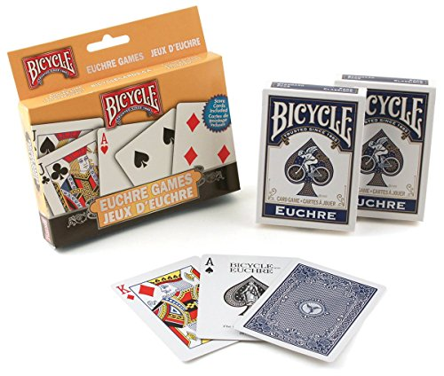 Bicycle Euchre Games Playing - Lee Premium Outlets