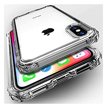 9f188954c12b7 Amazon.com: BELTA Luxury Shockproof Bumper Transparent Silicone ...