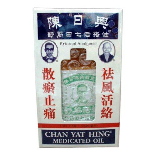 Chan Hing Yat Medicated Oil -