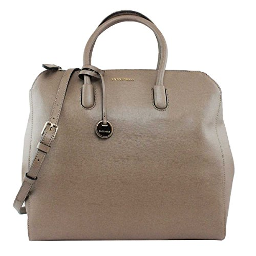 main Taupe Sac Coccinelle à taupe pour beige femme BgBSWn6