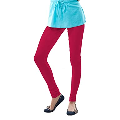 5206054354e6af Dollar Missy Women's Cotton Leggings (Rani, Free Size): Amazon.in: Clothing  & Accessories