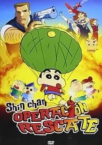 Shin Chan Operacion Rescate [DVD]