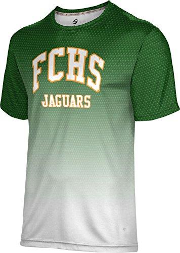 ProSphere Men's Falls Church High School Zoom Shirt (Apparel) EF002 (XX-Large) by ProSphere