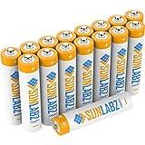 Best Aaa Rechargeable Batteries - SunLabz AAA 400 mAh NiCD Rechargeable Batteries (16-Pack) Review