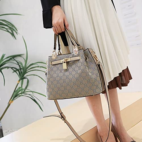 Ladies Handbag Pu Artificial Leather Shoulder Bag