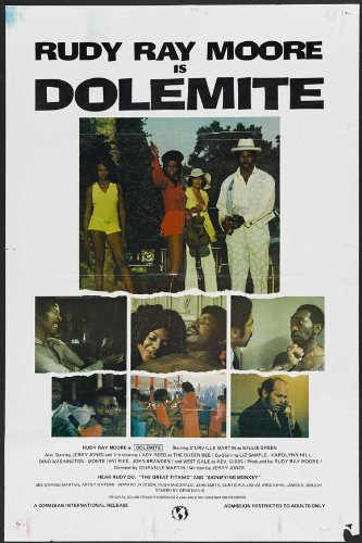Dolemite - Rudy Ray Moore Movie Poster