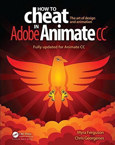 How to Cheat in Adobe Animate CC by CRC Press