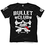 Adult New Japan Pro-Wrestling Kenny Omega X Brian Fury Tekken Bullet Club Tee