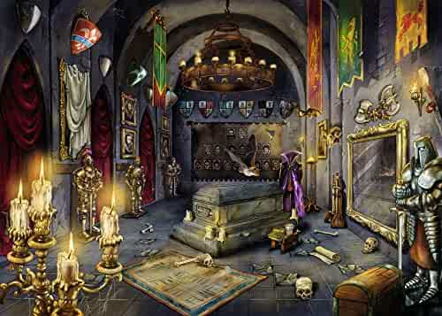 Shopping Fantasy & Sci-Fi - PuzzleWarehouse or Patton Puzzle