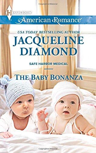 book cover of The Baby Bonanza