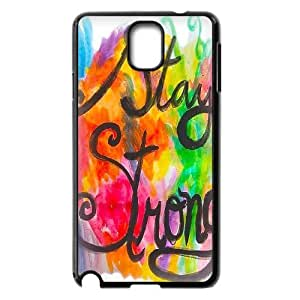 Stay Strong Brand New Cover Case for Samsung Galaxy Note 3 N9000,diy case cover ygtg607930