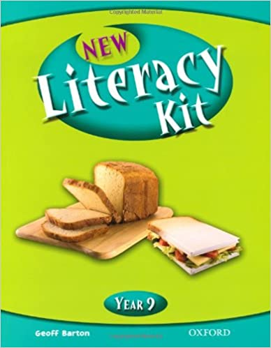 Book New Literacy Kit: Year 9: Students' Book