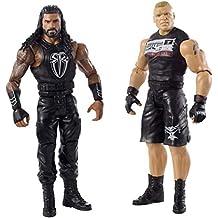 WWE Series # 52 Brock Lesnar & Roman Reigns Figures, 2 Pack