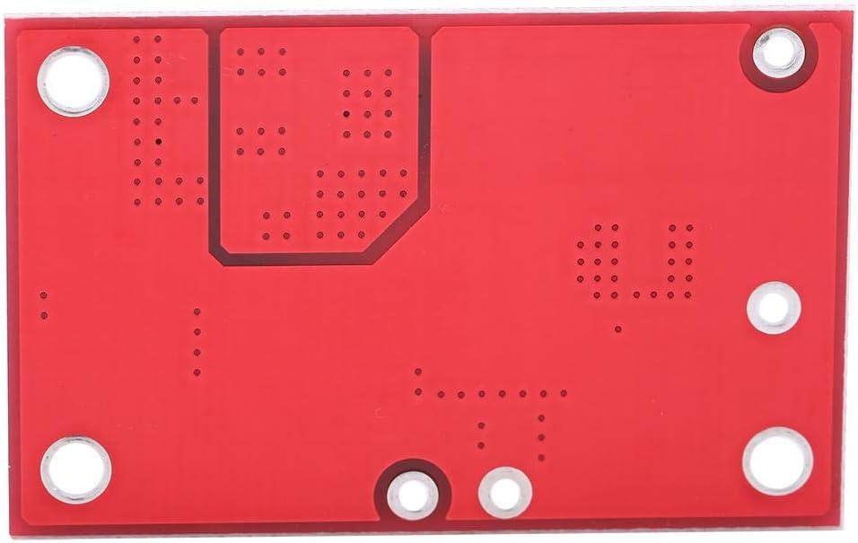 12V 3A MPPT Carte dAlimentation du Contr/ôleur de Panneau Solaire pour le Chargeur de Batterie au Plomb Module de Chargeur